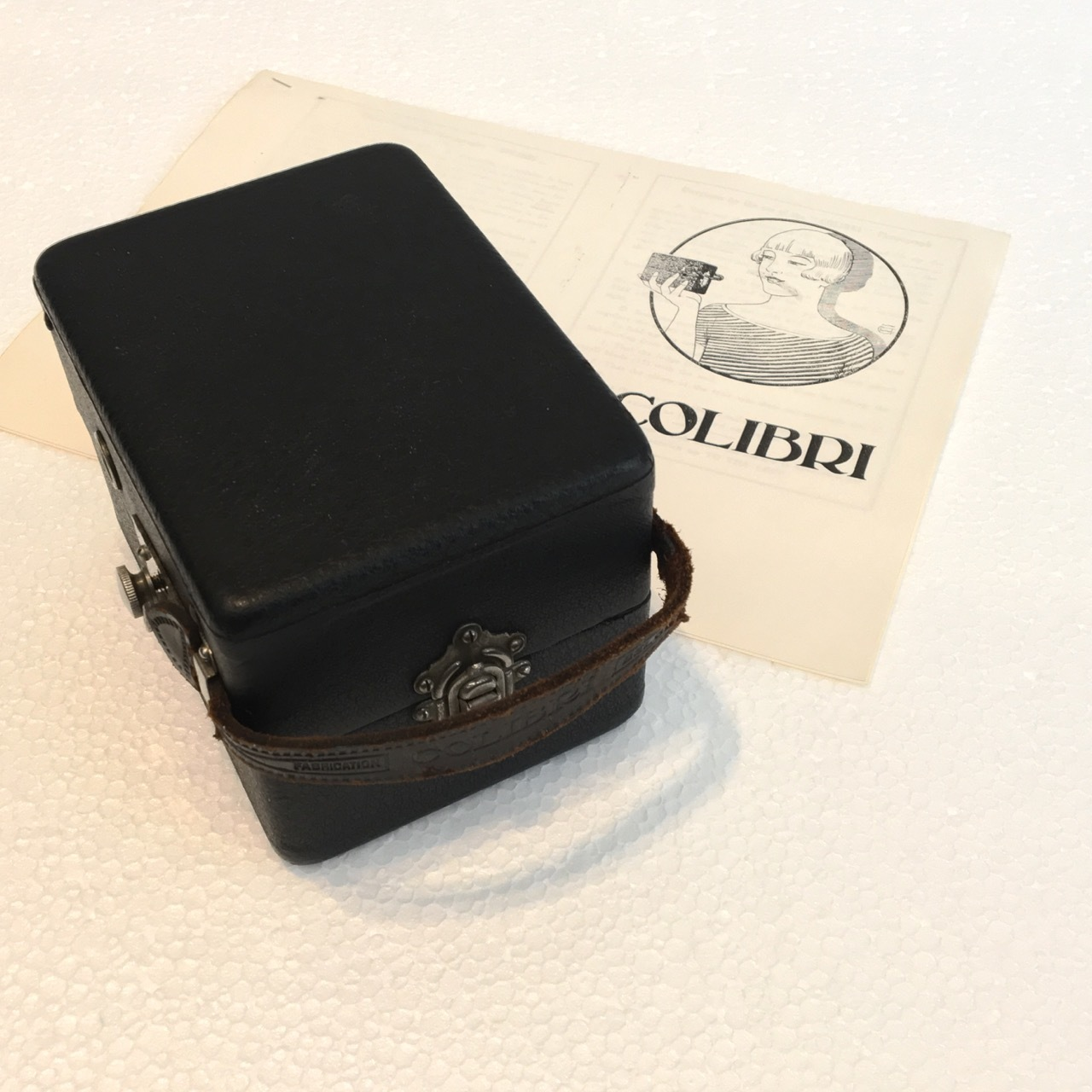ベルギーの豆蓄音機「コリブリ」_a0047010_11554837.jpg