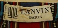 LANVIN silk onepiece_f0144612_06220191.jpg