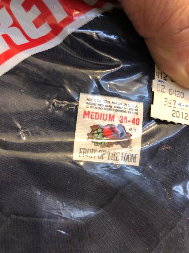 80s ,90s アメリカ仕入れ情報#25 デッドストック ポケットTシャツ Made in USA_c0144020_10082814.jpg