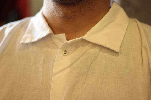 "「LaneFortyfive」アンティークなアートワークシャツ \""MORGAN\"" ご紹介_f0191324_08164146.jpg"