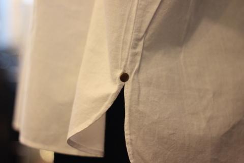 "「LaneFortyfive」アンティークなアートワークシャツ \""MORGAN\"" ご紹介_f0191324_08174450.jpg"