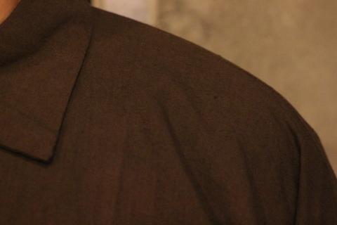 "「LaneFortyfive」アンティークなアートワークシャツ \""MORGAN\"" ご紹介_f0191324_08184709.jpg"