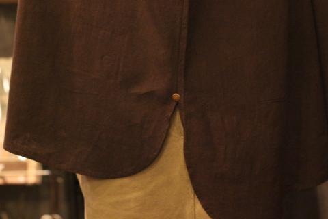 "「LaneFortyfive」アンティークなアートワークシャツ \""MORGAN\"" ご紹介_f0191324_08193361.jpg"