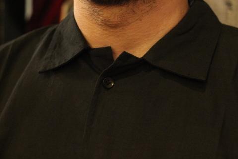 "「LaneFortyfive」アンティークなアートワークシャツ \""MORGAN\"" ご紹介_f0191324_08200732.jpg"