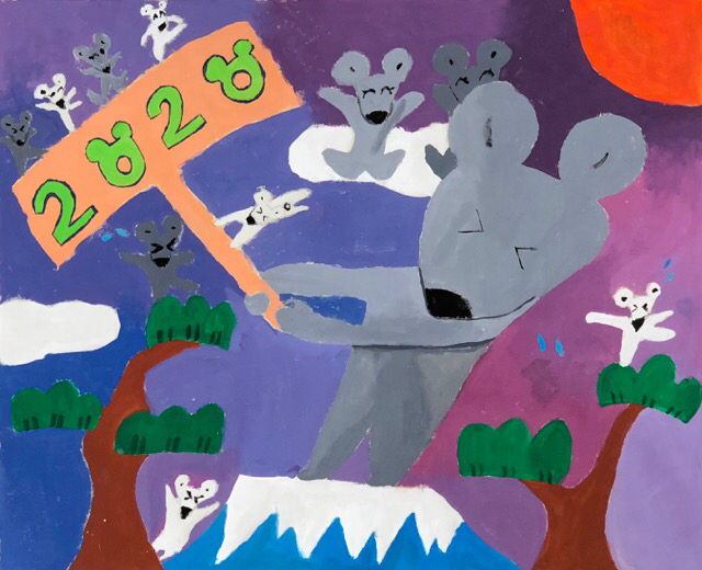 稲沢教室、児童コース、小学生のカレンダー5。_f0373324_17043940.jpg