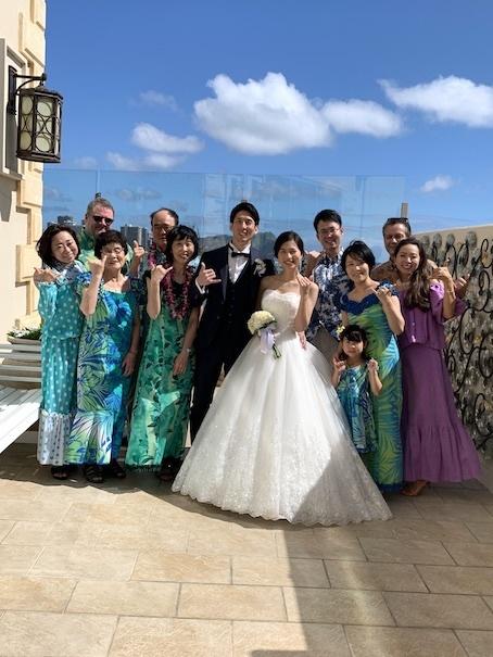 Happy Wedding IN HAWAII💓_c0187025_09563870.jpg