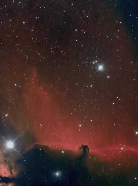 マチナカの馬頭星雲_c0061727_14490614.jpg