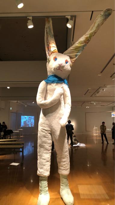 梶浦聖子展「きのう おじいちゃんが生まれたって」プラザノースで開催中_d0347031_21325275.jpg