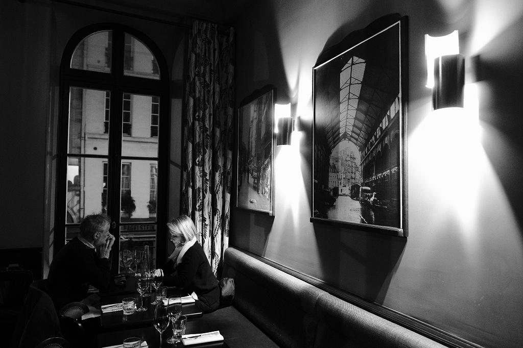 パリ路地裏のレストラン 2020/01/23_f0050534_08484621.jpg