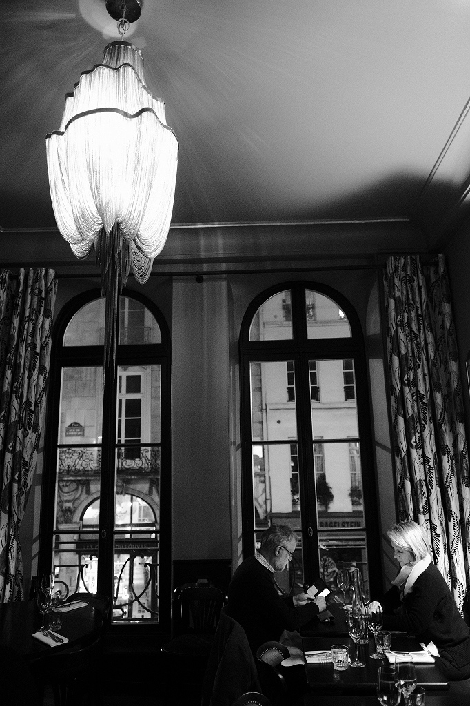 パリ路地裏のレストラン 2020/01/23_f0050534_08484632.jpg