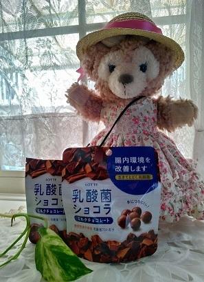 GACKT:雛祭りにニコ生。/乳酸菌ショコラ買っちゃった_c0036138_13485117.jpg