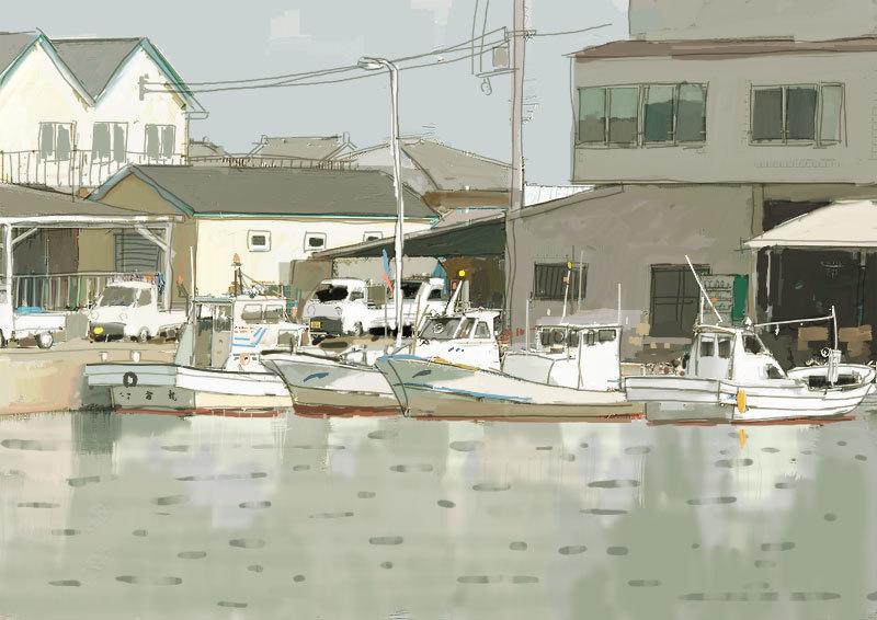785 田尻漁港_d0174269_15452053.jpg