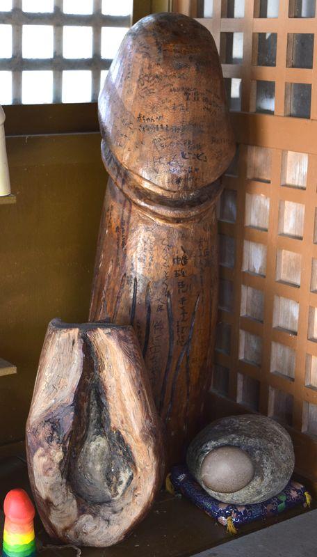 男根崇拝と思いきや、悲しい伝説がある「麻羅観音」_d0061579_1322341.jpg
