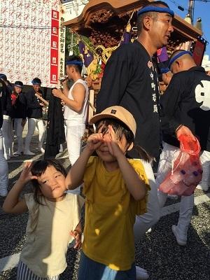 岸和田祭で血が騒ぐ~!?_e0123286_19055109.jpg