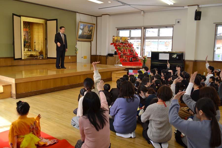 第二幼稚園の「お誕生会」_d0353789_09411397.jpg