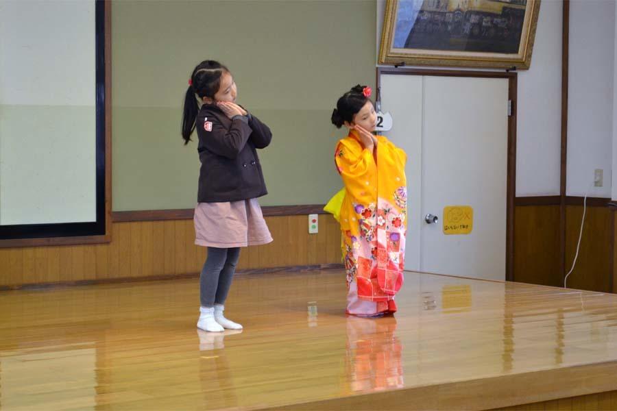 第二幼稚園の「お誕生会」_d0353789_09420367.jpg