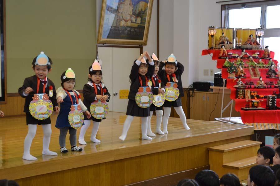 第二幼稚園の「お誕生会」_d0353789_09421189.jpg