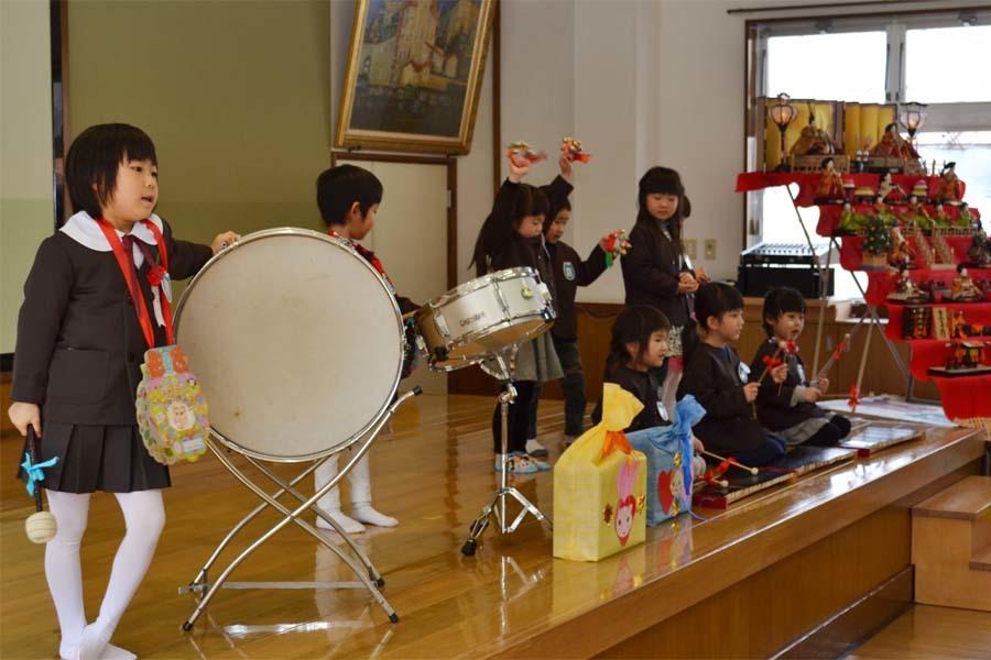 第二幼稚園の「お誕生会」_d0353789_09422622.jpg