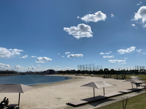 癒しの聖地。スポーツの聖地。ふるはま公園_a0112393_13573015.jpg