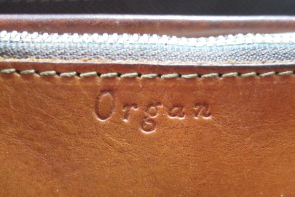 Organ(HERZ) ラウンドファスナー長財布_c0336394_13150508.jpg
