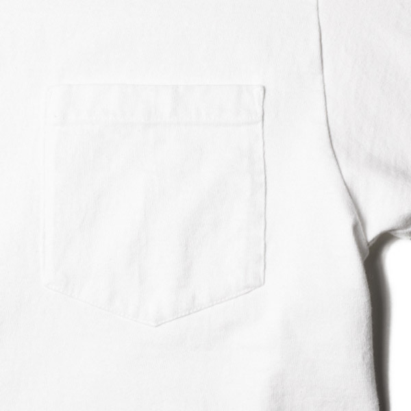【DELIVERY】 STANDARD CALIFORNIA - Heavyweight Pocket T_a0076701_14254409.jpg