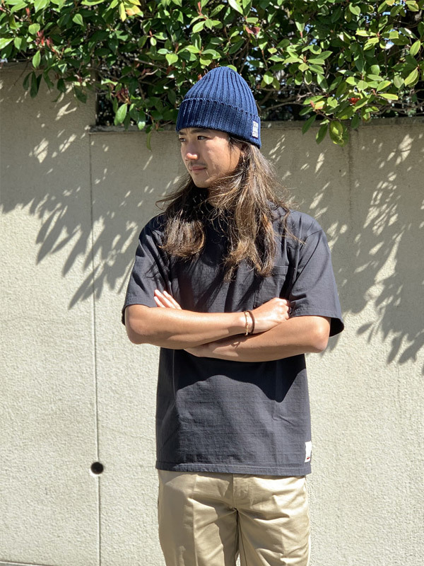 【DELIVERY】 STANDARD CALIFORNIA - Heavyweight Pocket T_a0076701_14260273.jpg