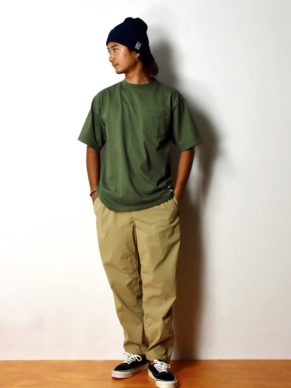 【DELIVERY】 STANDARD CALIFORNIA - Heavyweight Pocket T_a0076701_14260917.jpg