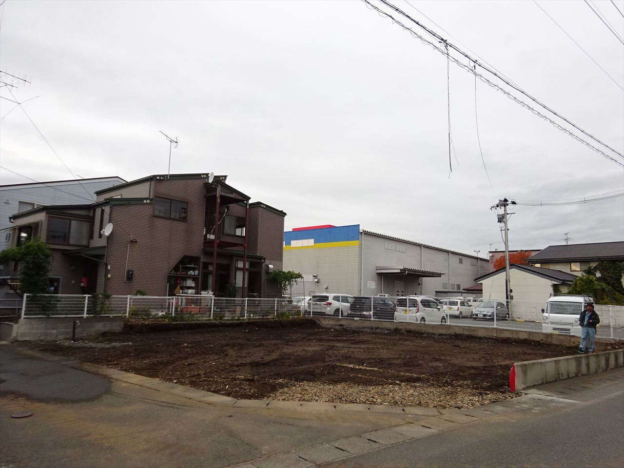 青山の家 建て替え工事 着工です!_f0105112_04280106.jpg