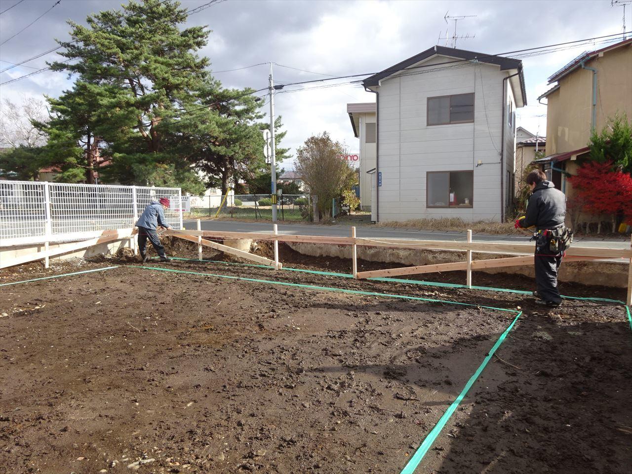 青山の家 建て替え工事 着工です!_f0105112_04280174.jpg