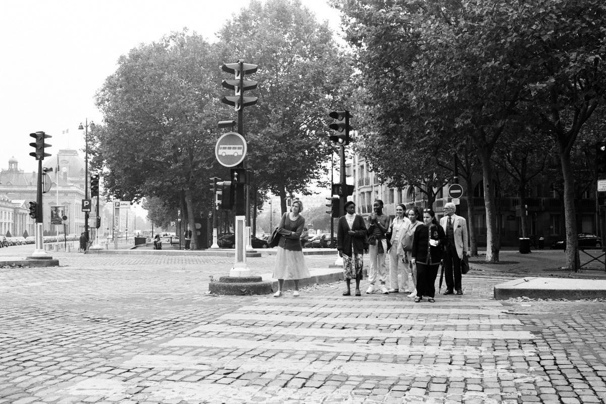 【大陸横断2000その37】パリ  世界の下町をモノクロで_b0061717_01214897.jpg
