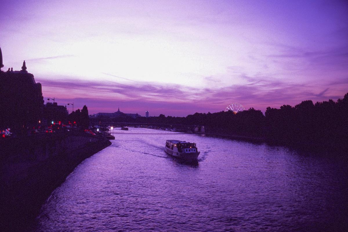 【大陸横断2000その38】パリ  旅の終わりは巴里_b0061717_23484080.jpg