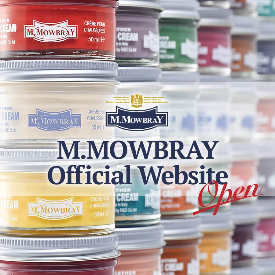 【NEW!!!】M.MOWBRAYブランドHP開設_b0226322_18303728.jpg