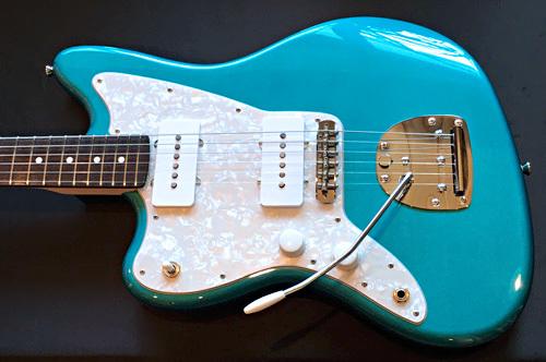 左用「Cool Turquoise MetaのPsychomas」1本目が完成!_e0053731_19521395.jpeg