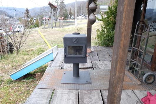 薪ストーブ 京都へ出荷。_a0206732_09120660.jpg