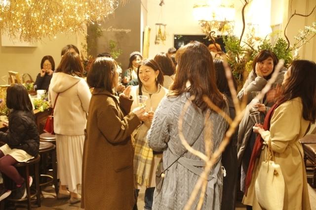 開催2日目パーティーの夜_d0086634_14170423.jpg