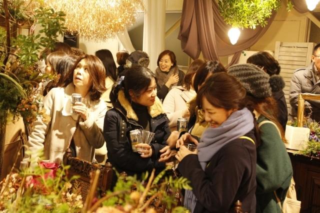 開催2日目パーティーの夜_d0086634_14171158.jpg