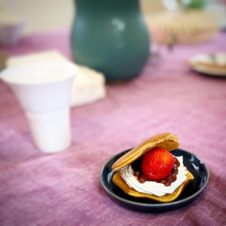 弥生の料理クラス   こんな時こそ   桜が満開  _b0346442_11403805.jpeg