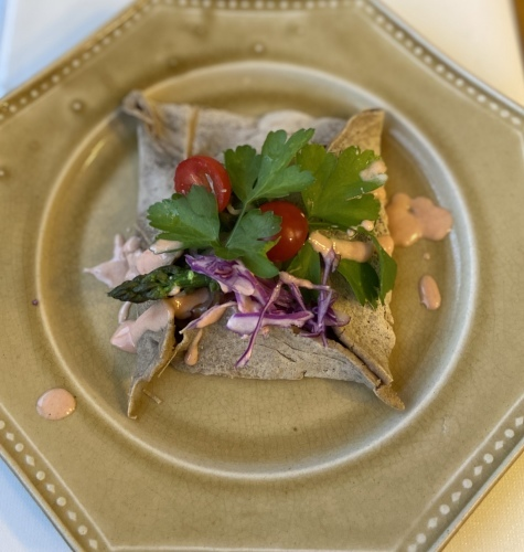 弥生の料理クラス   こんな時こそ   桜が満開  _b0346442_18391458.jpeg