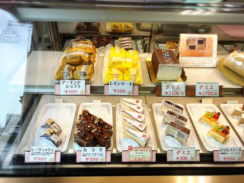 スイス菓子 一華堂_e0292546_14573175.jpg
