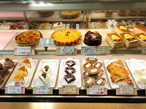 スイス菓子 一華堂_e0292546_14573317.jpg