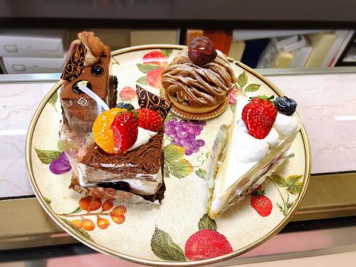 スイス菓子 一華堂_e0292546_14575796.jpg