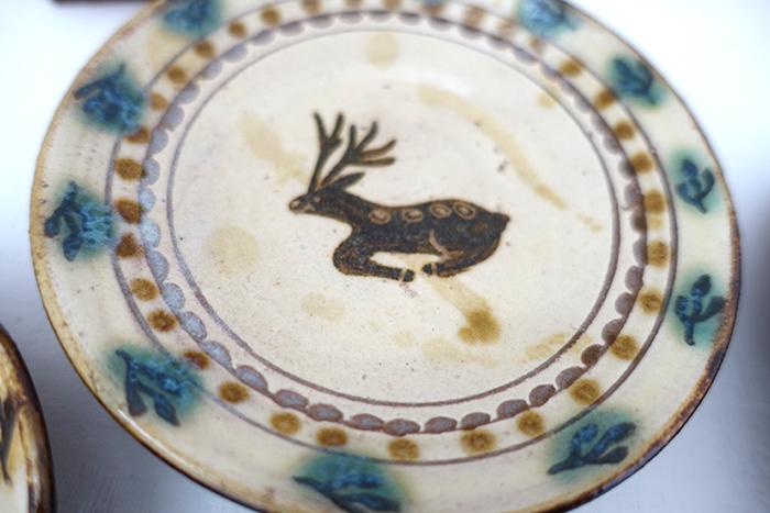 【原 在加 作陶展】よしよししたくなるヘンテコかわいい動物たちが待ってます_a0017350_03553111.jpg
