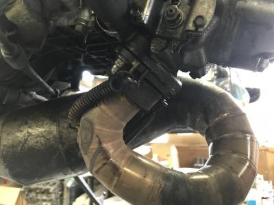 NSR MC21 焼き付き修理 ⓵_e0114857_18351476.jpg