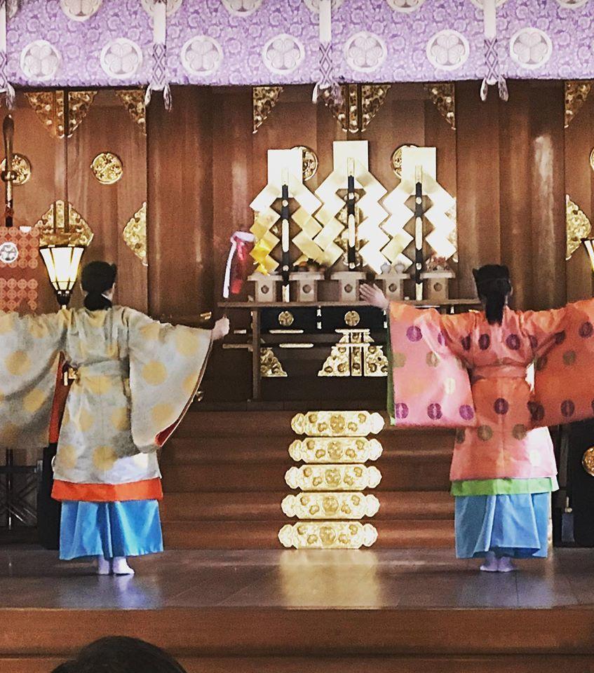 ひな祭り神事 雅楽奉仕_f0136366_11582702.jpg