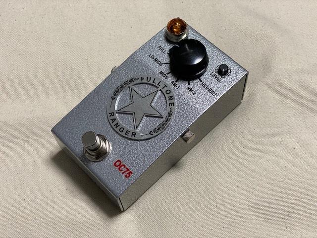 """Fulltone Custom Shop""""Ranger OC75""""_e0052576_22160781.jpg"""