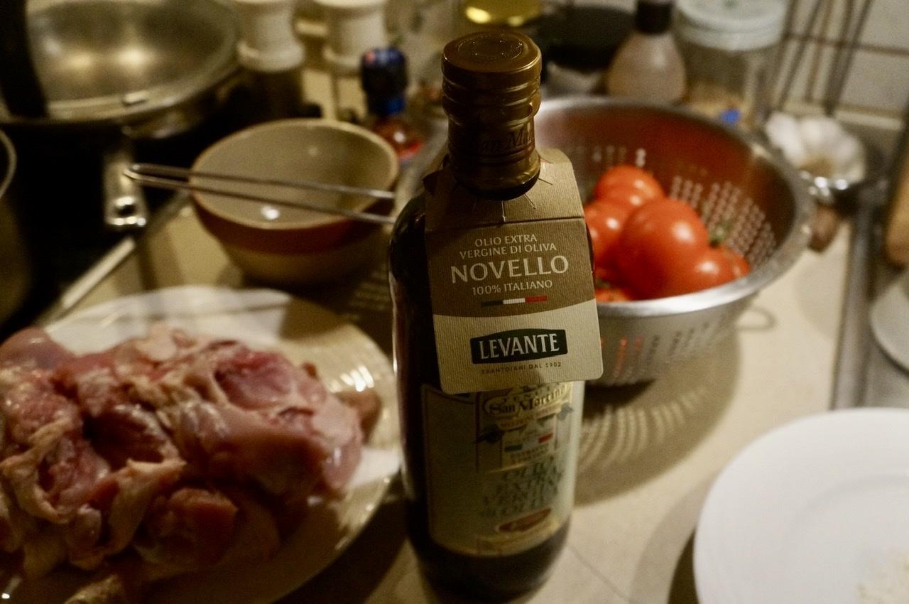 拙宅晩餐はイタリアン_c0180686_08291454.jpeg