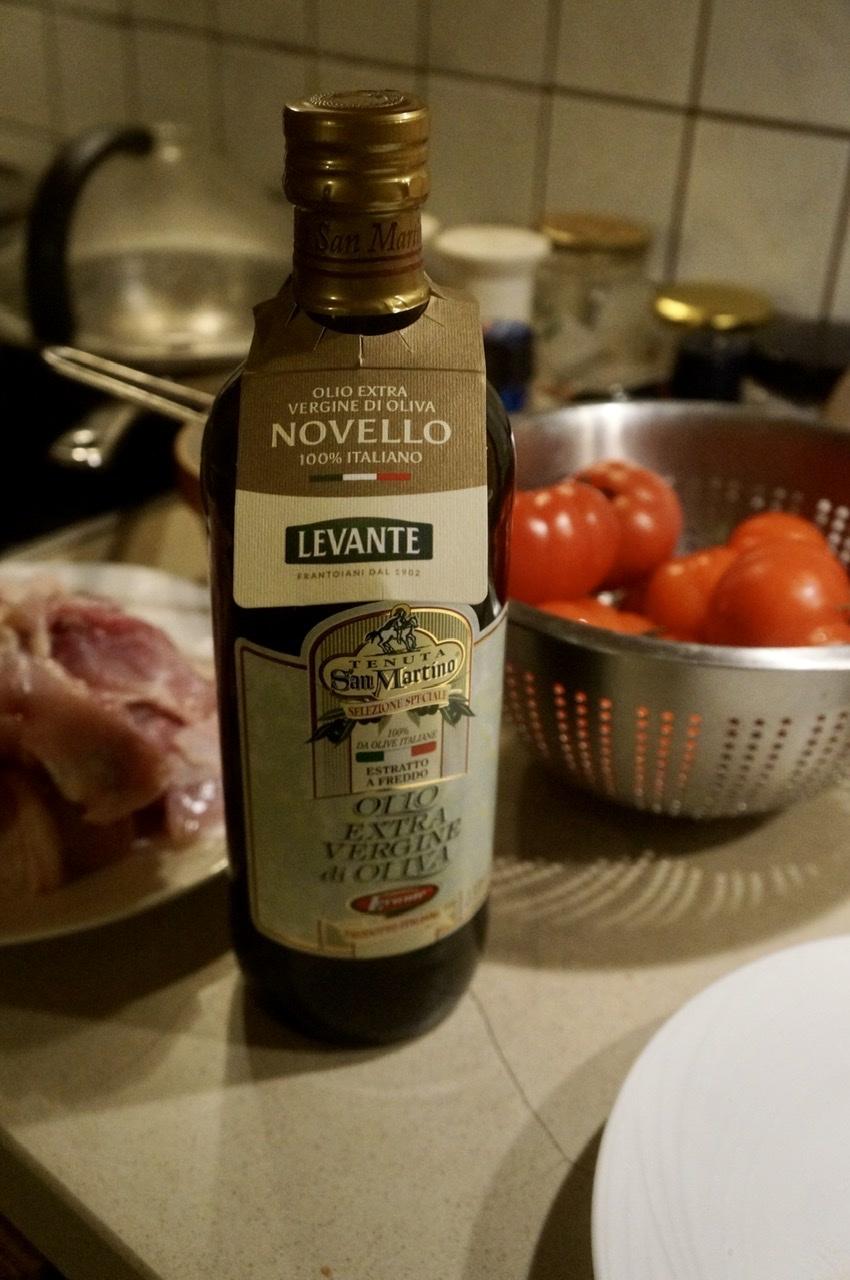 拙宅晩餐はイタリアン_c0180686_08302087.jpeg