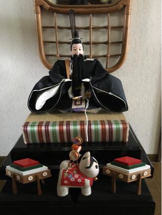 お雛様&アレンジ&むうみん_e0185787_19272205.jpg