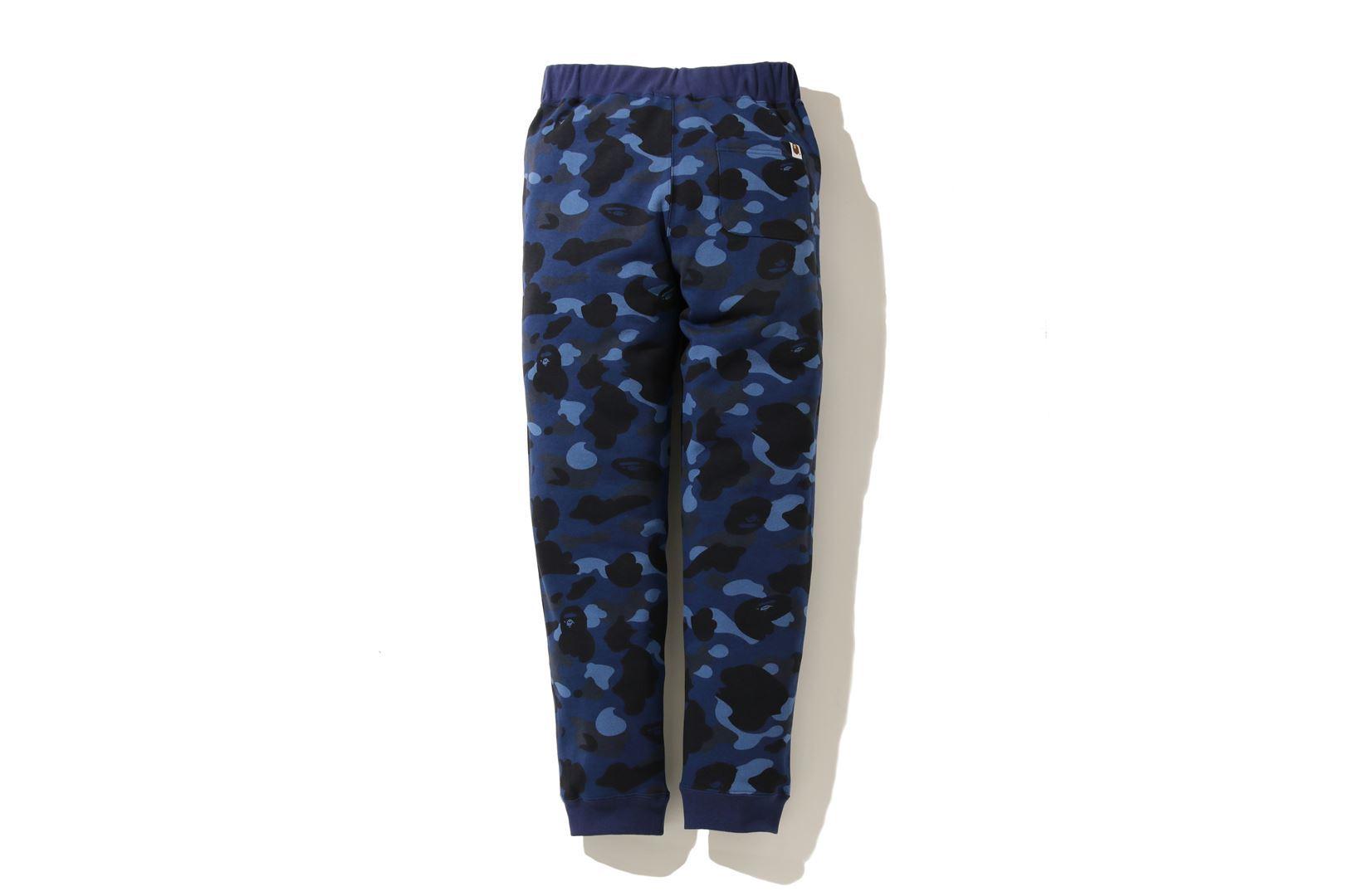 COLOR CAMO TIGER SLIM SWEAT PANTS_a0174495_13503761.jpg