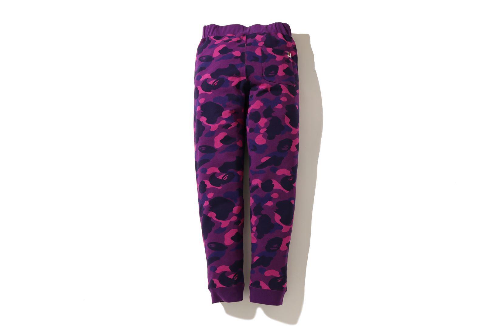 COLOR CAMO TIGER SLIM SWEAT PANTS_a0174495_13505009.jpg